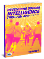 Developing Soccer Intelligence Through 4v4 Vol 1