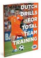 Dutch Drills For Total Team Training - Printed