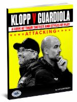 Klopp v Guardiola - Attacking