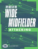 The Role of the Wide Midfielder Attacking