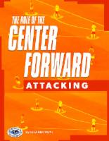 The Role of the Center Forward Attacking