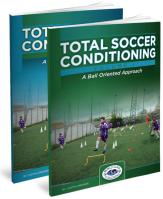 Total Soccer Conditioning Vol 1&2 - Printed