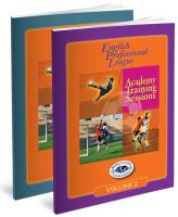 English Professional League Academy Training Sessions Vol 1&2 - Printed