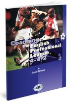 Coaching the English Professional League 4-4-2 - Printed
