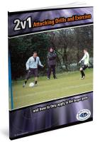 2v1 Attacking Drills & Exercises - Printed