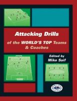 Soccer Drills of the Worlds Top Teams and Coaches