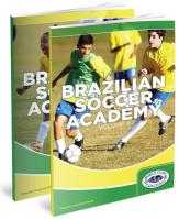 Brazilian Soccer Academy Vol 1&2 - Printed