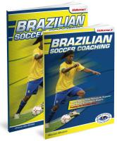 Brazilian Soccer Coaching Vol 1&2 - Printed