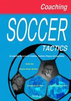 Coaching Soccer Tactics - Printed