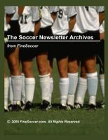 FineSoccer Newsletter Archives - Printed