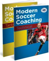 Modern Soccer Coaching Vol 1&2 - Printed