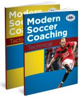 Modern Soccer Coaching Vol 1&2