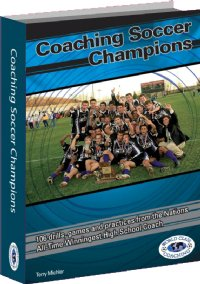 Coaching Soccer Champions - Printed