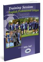 Training Sessions of English Professional Teams - Printed