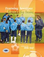Training Sessions of Europe's Top Teams - Printed