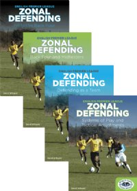 English Professional League Zonal Defending 4 DVD Set