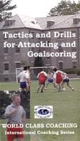 Tactics & Drills For Attacking & Goalscoring DVD