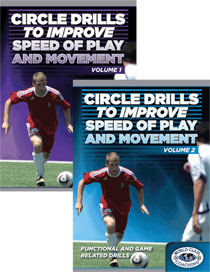 Circle Drills To Improve Speed of Play Two DVD Set