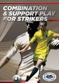 Combination & Support Play For Strikers DVD