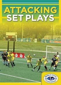 Attacking Set Plays DVD