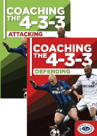 Coaching the 4-3-3 Combo Two DVD Set