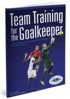 Team Training the Goalkeeper - Printed