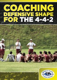 Coaching Defensive Shape for the 4-4-2 DVD