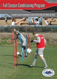 Soccer Specific Conditioning Program CD Rom