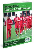 Modern Soccer Conditioning DVD