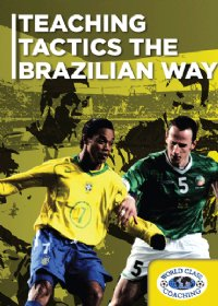 Teaching Tactics the Brazilian Way DVD