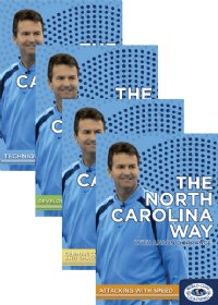 North Carolina Way Four DVD Set