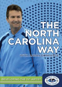 North Carolina Way Developing the 1v1 Artist DVD