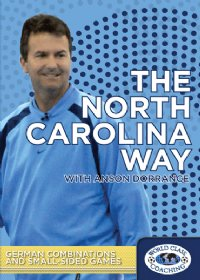 North Carolina Way Small-Sided Games DVD