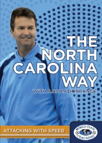 North Carolina Way Attacking With Speed DVD