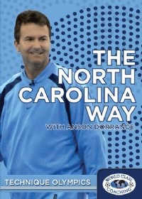 North Carolina Way Technique Olympics DVD
