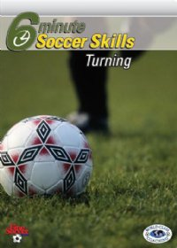 6 Minute Soccer Skills Turning DVD