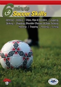 6 Minute Soccer Skills 10 DVD Set
