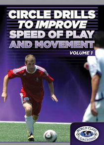 Circle Drills To Improve Speed of Play Vol 1 DVD