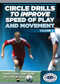 Circle Drills To Improve Speed of Play Vol 2 DVD