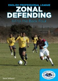 English Professional League Zonal Defending 1v1 to Back Four DVD