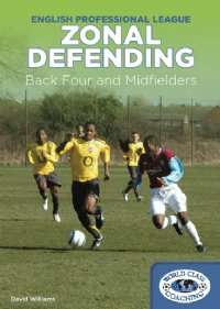 English Professional League Zonal Defending Back Four to Midfielders DVD