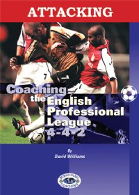 Coaching the English Professional League 4-4-2 Attacking DVD
