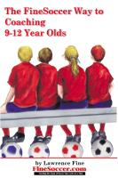 FineSoccer Way to Coaching 9-12 Year Olds - Printed