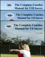 Complete Coaches Manual 3-Book Set - Printed