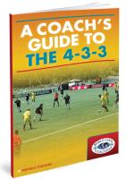 A Coach's Guide to the 4-3-3 - Printed