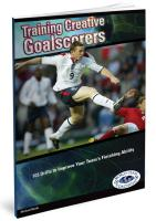 Training Creative Goalscorers - Printed