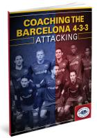 Coaching the Barcelona 4-3-3 - Attacking eBook & Videos