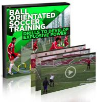 Ball Orientated Soccer Training - Drills to Develop Explosive Power Videos