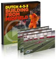 Dutch 433 Build From Midfield Videos