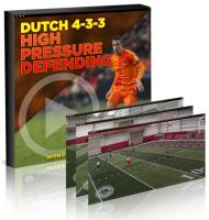Dutch 433 High Pressure Defending Videos